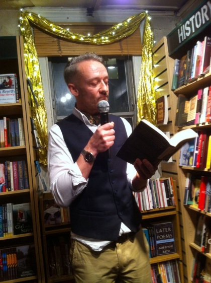 Gay fiction writer timothy graves book launch for Pharmakeia